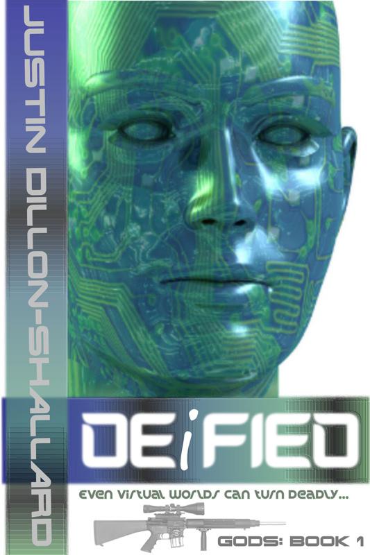 DEiFIED by Justin Dillon-Shallard