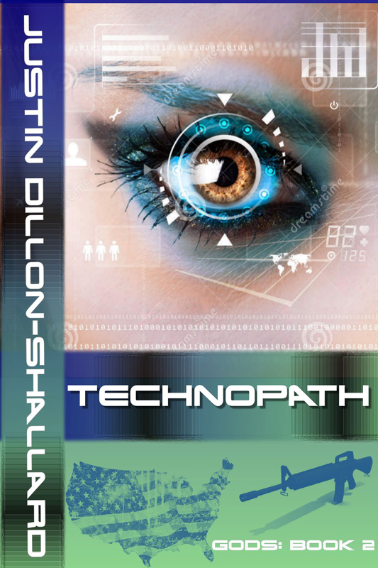 Technopath by Justin Dillon-Shallard