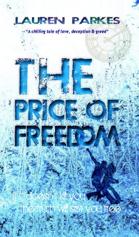 The Price of Freedom by Lauren Parkes