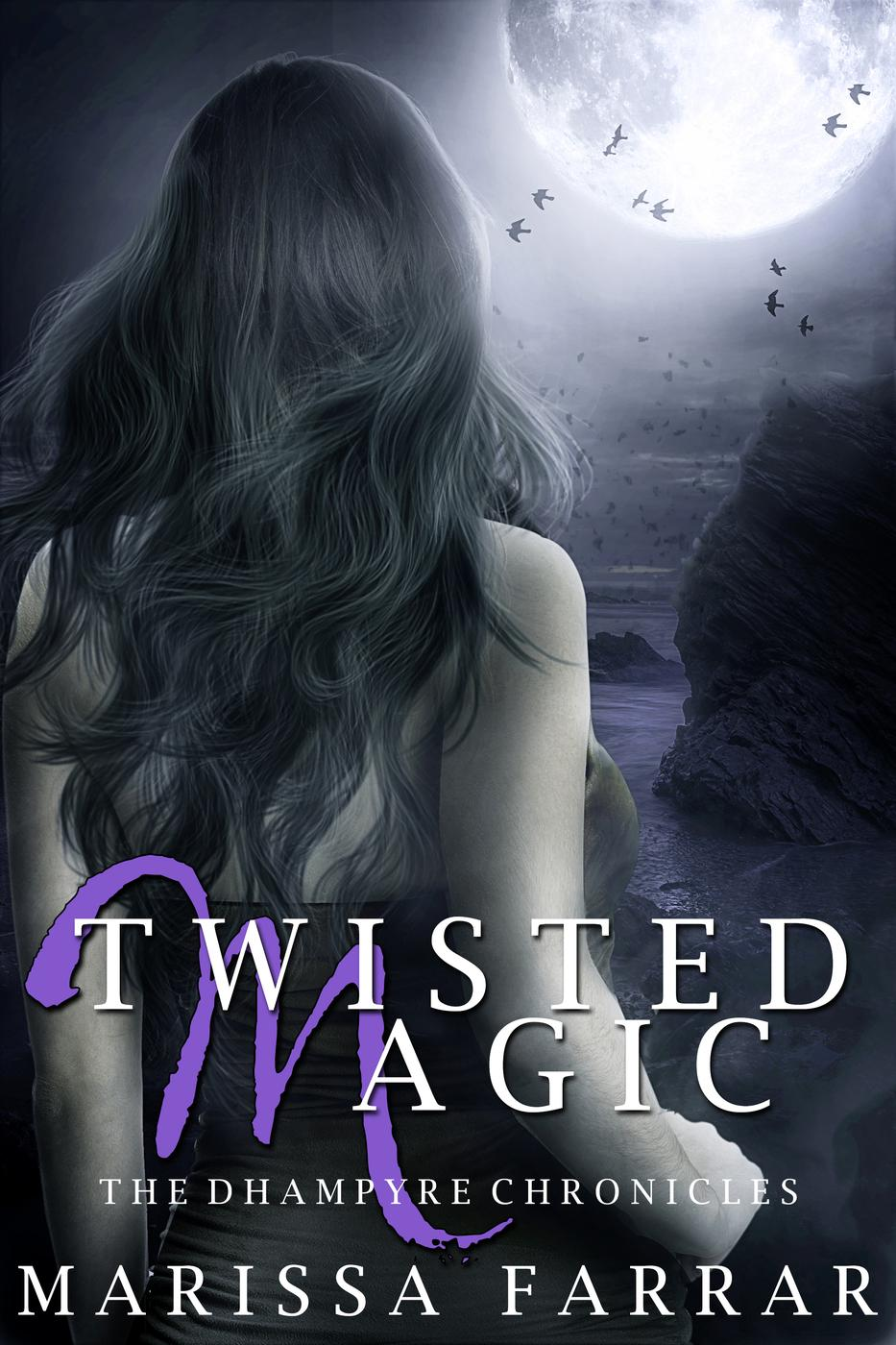 Book Review for No Twisted Magic by Marissa Farrar