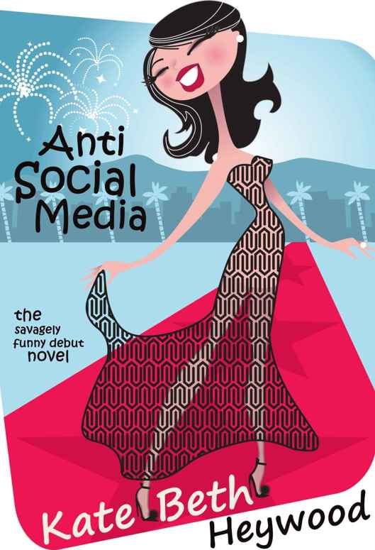 Book Review for Anti-Social Media by Kate Beth Heywood