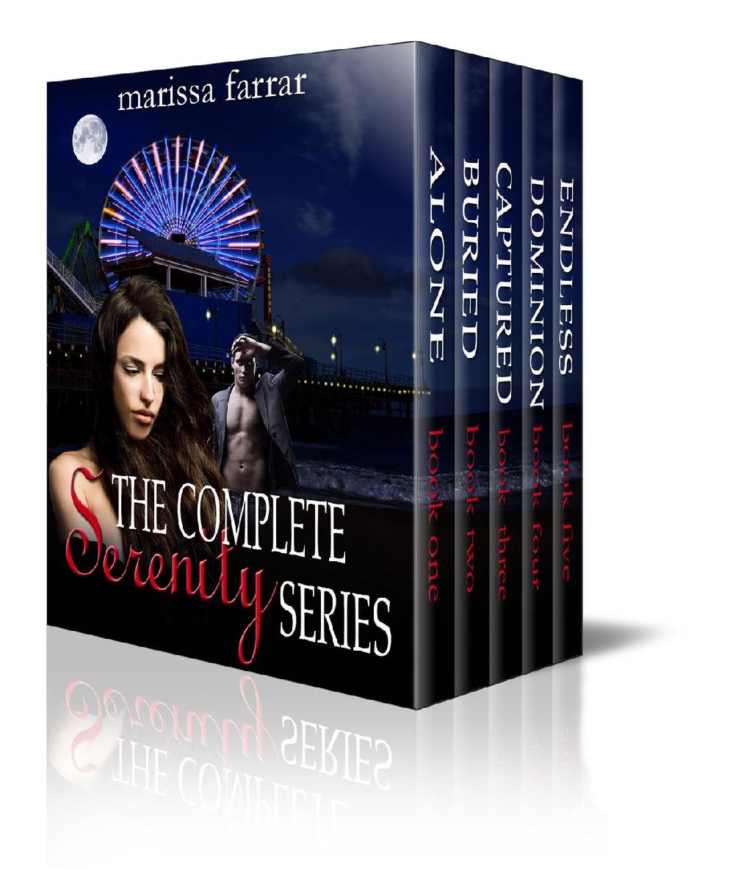 Book Review Serenity Series by Marissa Farrar